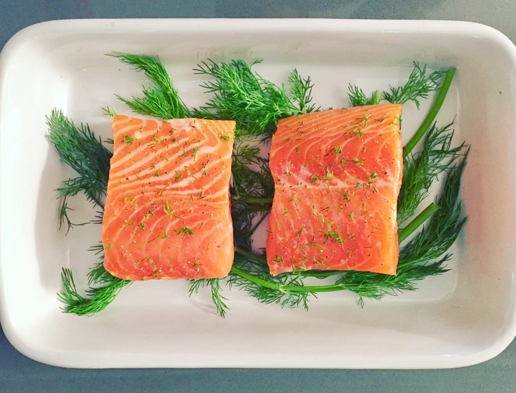 raw-salmon-with-dill