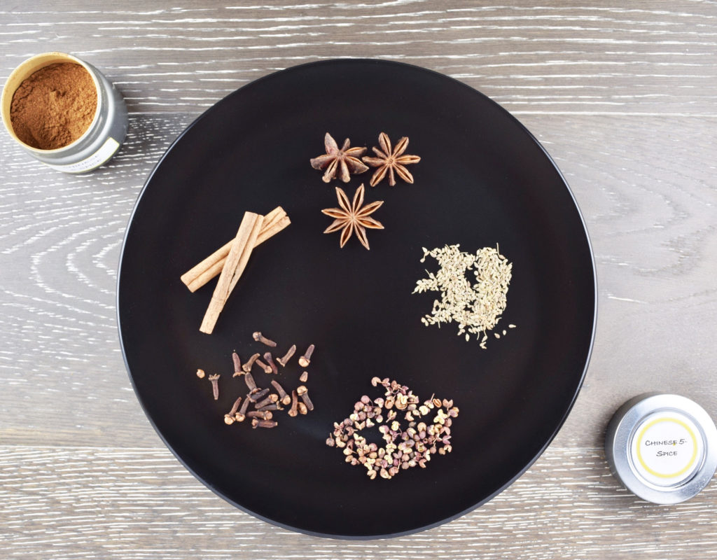 Five Spice Components