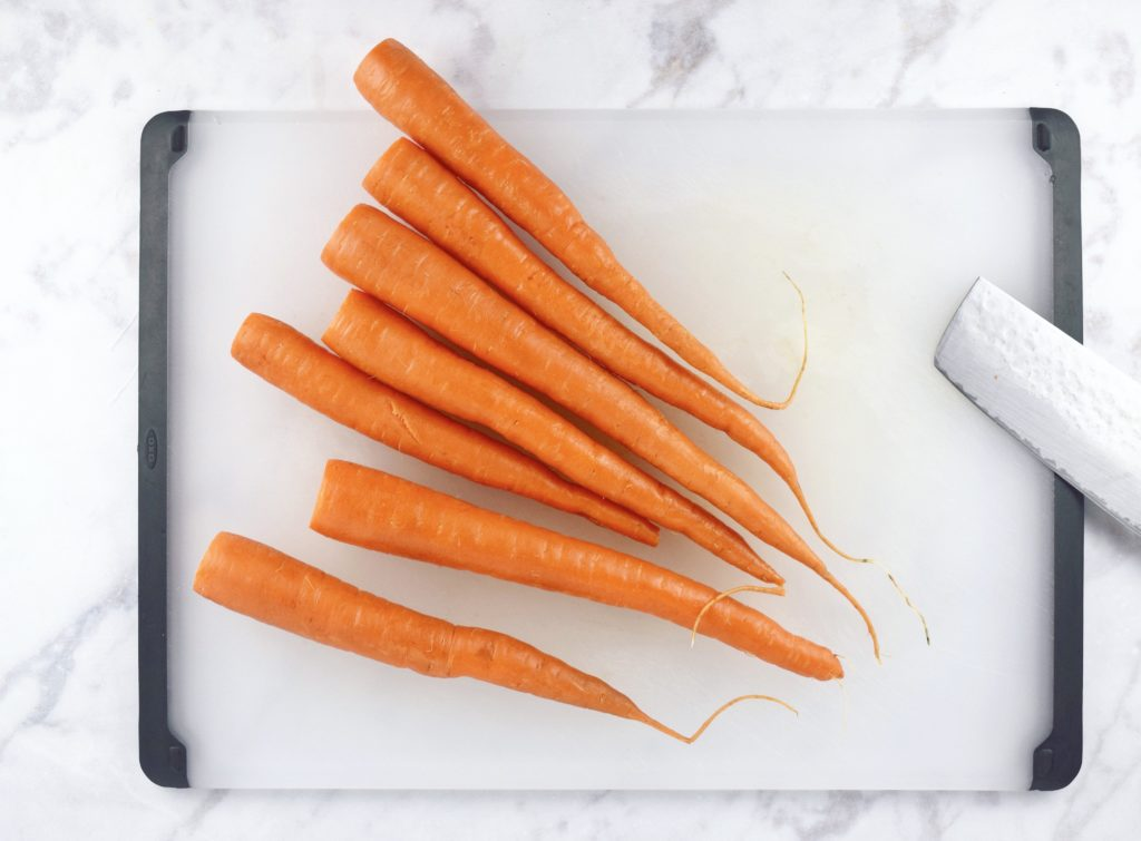Topped Carrots