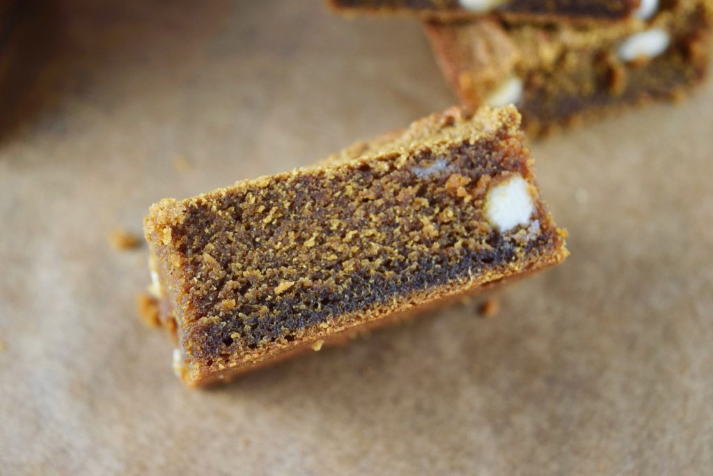 Grain Free Pumpkin Blondie Closeup